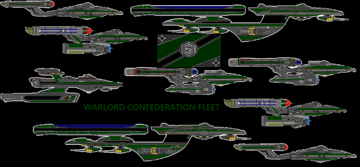 ARSF Fleet 02 by ImperialStarForce91