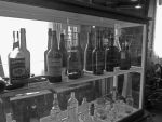 liquor bottles by Werrn
