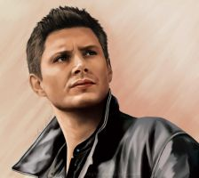 Dean Winchester Supernatural by TomsGG