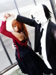 Bleach Elegant Orihime x Ulquiorra  The SC Cosplay by theSCcosplay