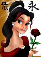 Belle by FireWolfWitch