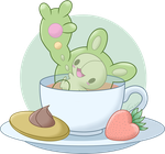 .:Tea Time:. by Volmise