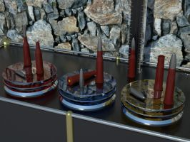 Crimson Heavy Rifle Rounds by KillSwitchWes