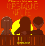 Ups and Downs of Life Poster Design by theblooman