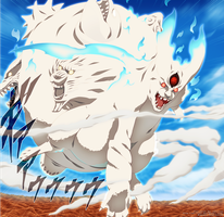 Naruto 688 - the last bijuu by carl1tos