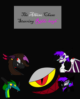 The Albino Chase Cover by serpenna