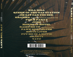Lana Del Ray (Back Cover) by other-covers