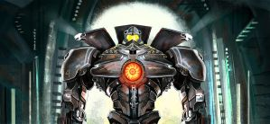 Pacific Rim:Gypsy Danger by DarkMousyR