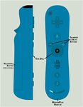 Wiimote concept by Dyl-Rob
