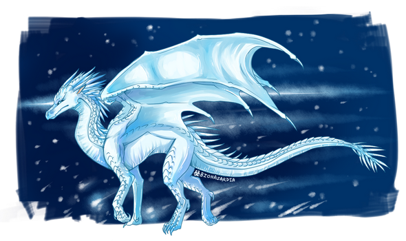 Wings of Fire - Wind of Winter by Nocturnax