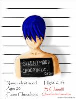 Mug Shot by silentmood