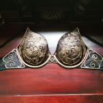Bra in brass by All Wrapped Up by Wrappedup1
