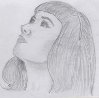 Katy Perry drawing by F-r-a-n-c-i-s-c-o
