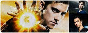 Peter Petrelli by GesineMarie