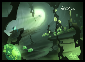 Changling Lair - WIP - Feedback Plz by bronyseph