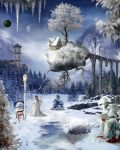 Winter Wonderland by jesus-at-art