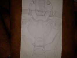 Master Chief by nicosico