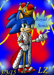 {(REQUEST)} *.:Royal Sonic:.* by LenaZoni