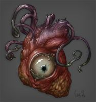Heart Creature by donxdonx
