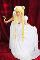 Princess Serenity... Sweet Lady by Chika-Sakura