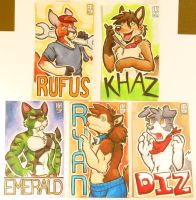 MFF Badge Preorders by RickGriffin