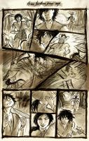 The River Dwellers Pg 3 by Isaia