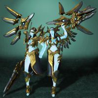 SMITE Titan of Order by ArmachamCorp