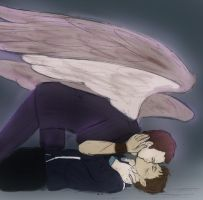 Ianto is an angel now... by sparklingblue
