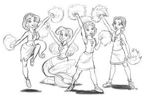 Disney Cheer 2_rough by tombancroft
