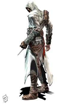 Assassin's Creed by panelgutter