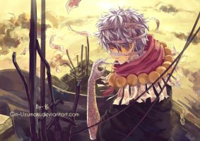 GINTAMA-Waiting for you by Gin-Uzumaki