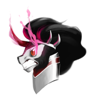 King Sombra! by JustDayside