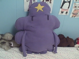 Lifesized Lumpy Space Princess by PlushBuddies