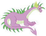 Grown Up Spike by Fethur