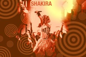 SHAKIRA by SharkVamps