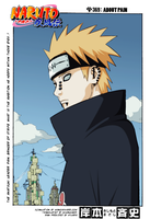 About pain - naruto by MRRWN