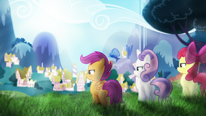 Strong As Horses ~ Wallpaper by Karl97