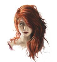 Phoenix Hair by Domiticus