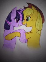 Friendshipping is magic by AbductionFromAbove