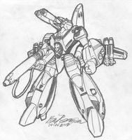 Macross by illogictree