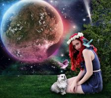 Space Imagination by tinca2