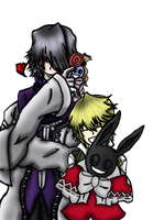 .:Pandora Hearts:. by DataReign