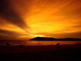 Langkawi' s sunset 2 by cassygill86f