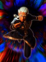 Pucci resets the universe by JJnU