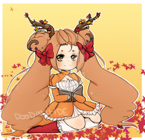 CM:Autumn by DoodinHyde