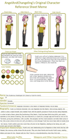 Character Reference- Mysti by AngelAndChangeling