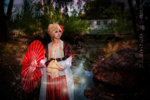 Setsugetsuka Len : Time of the full moon. by Snowlielxx3