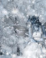 The Snow Fairy by thefantasim