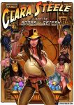 Clara Steele and The Boobs of Qetesh by expansion-fan-comics