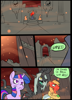 MLP Project 461 by Metal-Kitty